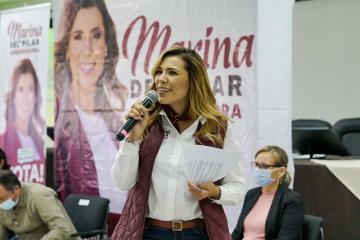Marina del Pilar creará Tarjeta Violeta para apoyar a madres...