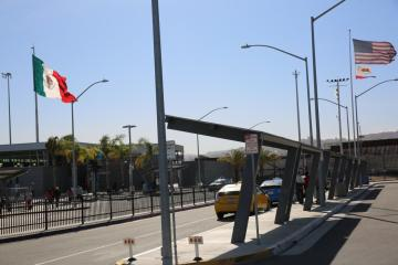 Until when and how will the Tijuana-San Diego cross-border...