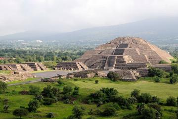 Teotihuacan could no longer be a World Heritage Site