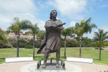 Removerán estatua de Cristóbal Colón en Chula Vista