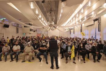 Transportistas tijuanenses se unen a Jorge Ramos