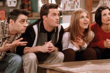 Profesores aseguran que ver Friends te ayuda a aprender inglés