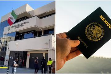 Mexican Consulate in San Diego announces Saturday passport...