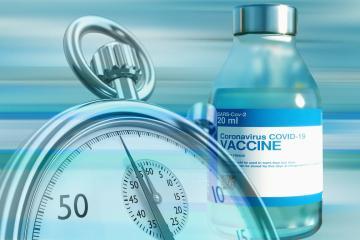 Mexicali iniciará vacunación para personas de 40-49 años de edad...