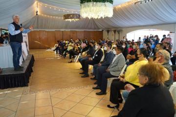 Jorge Ramos asegura ser el cambio que Tijuana necesita