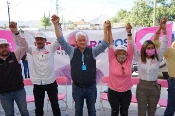 Diputados y Regidores de Fuerza México se unen a Jorge Ramos en su...