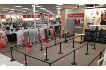 Probadores de Target en San Diego finalmente reabren