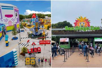 Recibe descuentos en atracciones turísticas con el pase Go San Diego