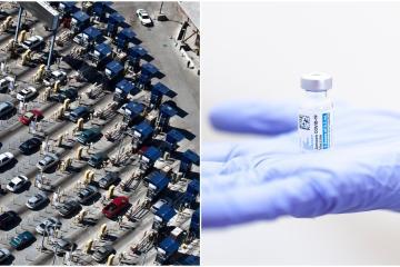 Tijuana recibirá más de 700 mil vacunas de EEUU para pronta...