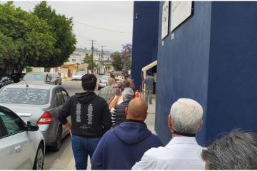 Casillas tardan en abrir y provocan inmensas filas para votar en...