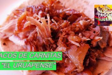 """""""Una Mordida Tacos Tijuana"""": Carnitas """"El..."""