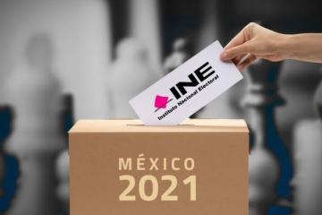 INE ordena recuento de más del 80% de las casillas del Distrito 05...