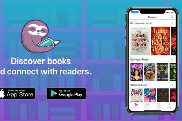 Conoce Booksloth, la nueva red social para lectores