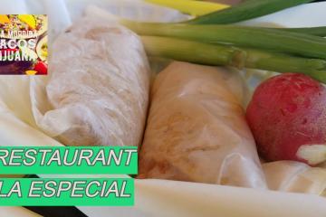 Una Mordida Tacos Tijuana: Restaurant La Especial
