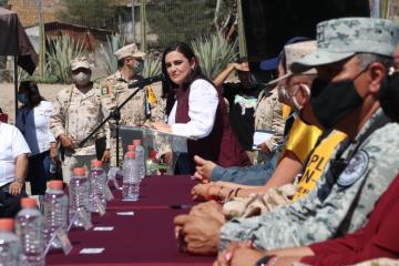 Mayor of Tijuana kicks off Security and Peace Week