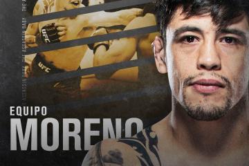 Tijuanense campeón de la UFC