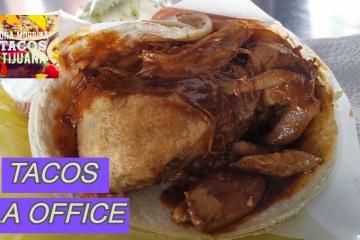 """""""Una Mordida Tacos Tijuana"""": Tacos La Office"""