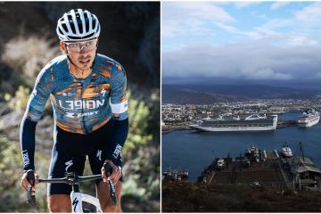 Clasifica ciclista de Ensenada para Juegos Olímpicos de Tokio