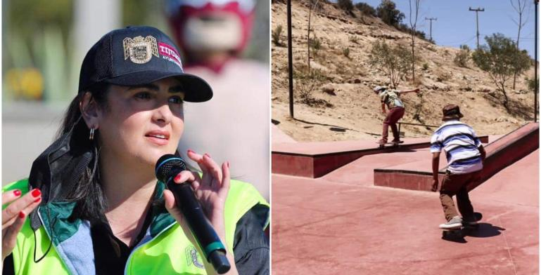 Alcaldesa de Tijuana Karla Ruiz destaca por su apoyo a actividades...