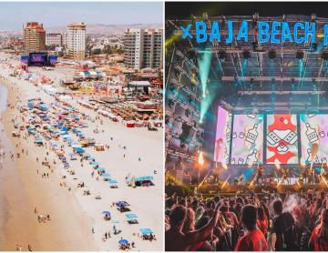 Karol G, Ozuna, J Balvin y más en Rosarito por Baja Beach Fest 2021
