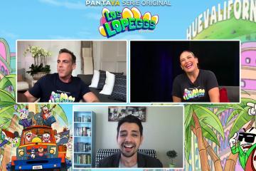 """Entrevista a Angélica Vale y Carlos Ponce """"Los Lopeggs"""""""