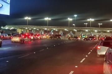 Lane reductions reported at the Otay Border crossing