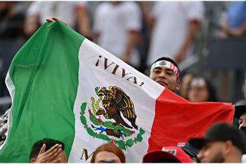 Federación Mexicana de Fútbol recibe multa millonaria por grito...