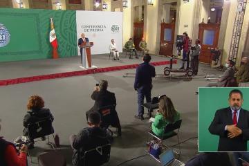 Reportero propone a AMLO construir Gran Tenochtitlán estilo...