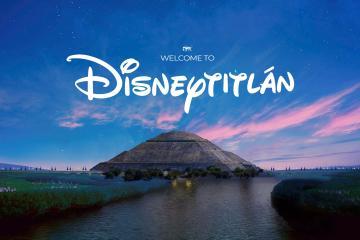 """Propuesta de crear """"Disneytitlán"""" en México desata..."""