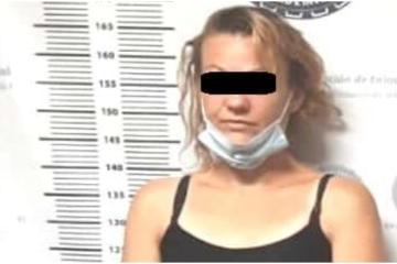 Detienen a fugitiva estadounidense en Baja California