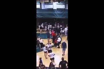 VIDEO: San Diego vive racismo en pleno juego de basquetbol