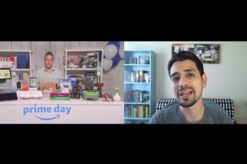Entrevista Amazon Prime Day