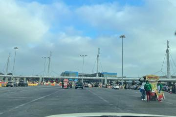 Coordination continues for border opening between Mexico and the...