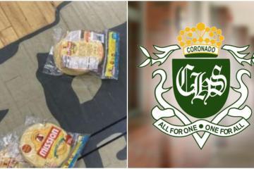 Escuela de San Diego se disculpa por haber arrojado tortillas a...