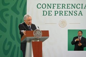 López Obrador destaca motivos de su visita a Baja California