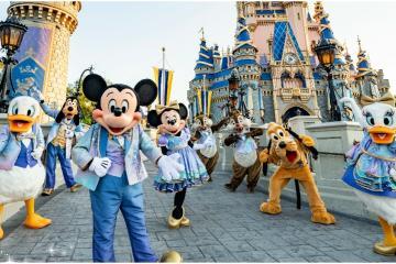 Disney Parks anuncia concurso para regalar viajes a parque...