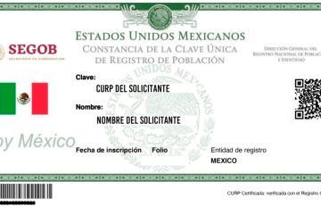 Baja California dará CURP temporal a connacionales repatriados