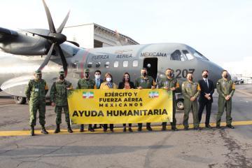 More donations: Mexico sends vaccines to Guatemala, El Salvador and...