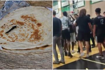 Persona confiesa que entregó las tortillas en partido de...