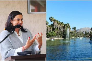 Mayor Karla Ruiz heads reforestation plan in Tijuana