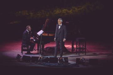 Andrea Bocelli anuncia concierto en Baja California para 2022