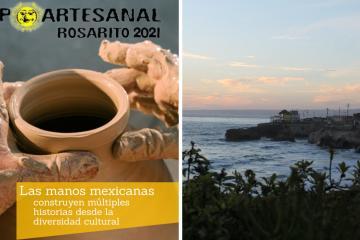 Rosarito te invita a su Expo Artesanal edición 2021