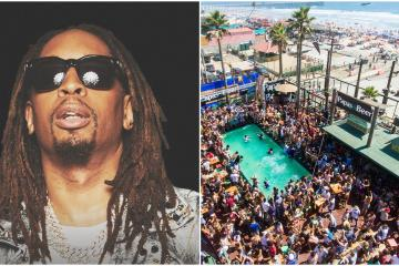 Lil Jon to set the mood in Rosarito at Papas & Beer this July