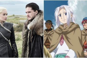 ¿Te gusta Game of Thrones? Entonces debes de ver estos 5 animes