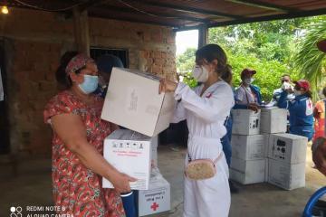 Chula Vista teen raises funds to help Venezuelan families in need