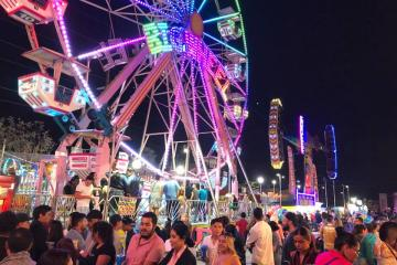 En julio regresa la Feria de Rosarito