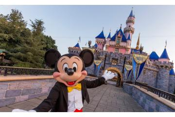 Baja Californians will be able to visit Disneyland for as low as...