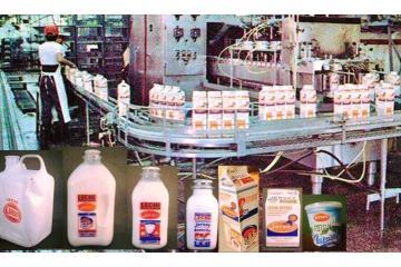 Jersey celebra su 95 aniversario con envase de leche retro para...