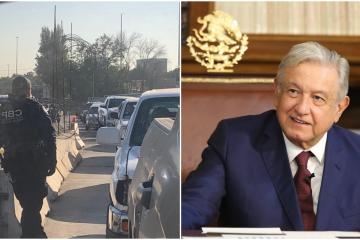 AMLO assures that the U.S. will not accept vaccines with Cansino...