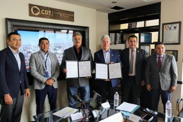 CEMDI and Tijuana Government sign collaboration agreement to...
